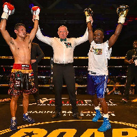 Manyo Plange retain his undefeated record with a draw