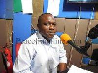 Bernard Anim Piesie, NDC Communicator