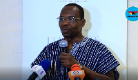 President, Ghana Journalist Association - Affail Monney