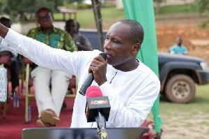 Kwasi Bonzo. Ellembelle