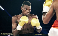 Commey is billed to fight Robert Easter Jnr on Friday