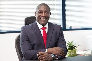 Daniel Wilson, Managing Director of CBG