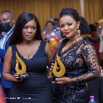 Delay wins Most Outstanding Woman award at GOWA 2020