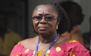 Chief of Staff, Akosua Frema Osei Opare