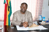 Nana Akomea is former Communications Director of the New Patriotic Party (NPP)