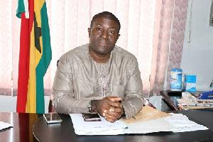Nana Akomea Office Seat 123
