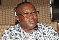 Samuel Ofosu Ampofo,National Chairman,NDC