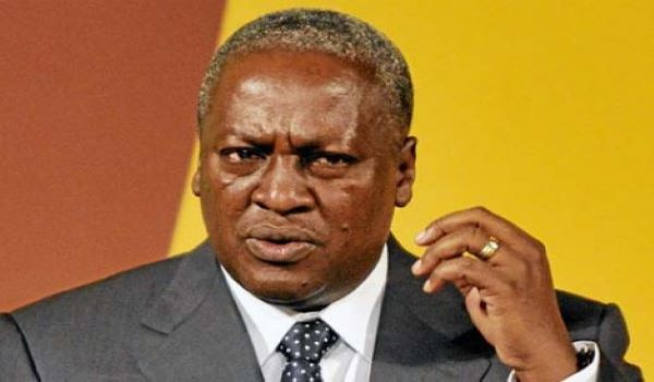 Today in 2019: 2016 Election rigged - Mahama