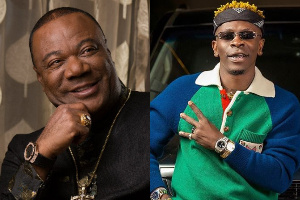 Archbishop Duncan Williams has sent words of blessings to Shatta wale on his birthday