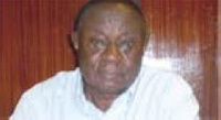Former Asante Kotoko chairman, Simms Kofi Mensah