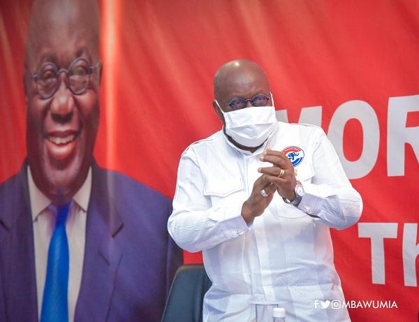 NPP will win 2020 election 'big time' – Optimistic Akufo-Addo