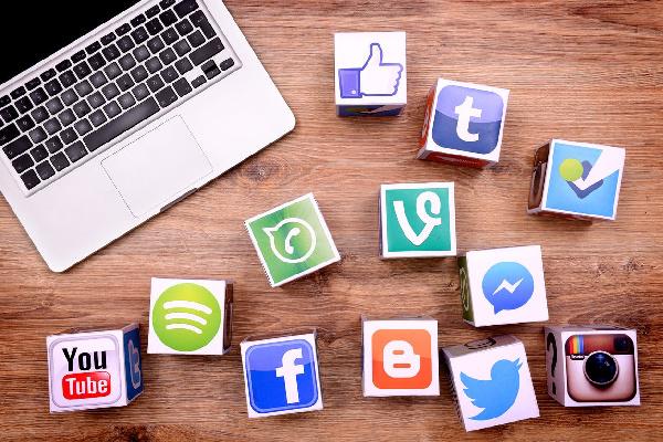 File photo: Some social media platforms