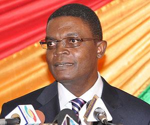 Dr Emmanuel Akwetey