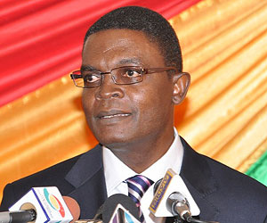 Dr Emmanuel Akwetey, Executive Director of the Institute of Democratic Governance