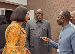 FULL TEXT: NDC press conference on exhibition of 2020 voters' register