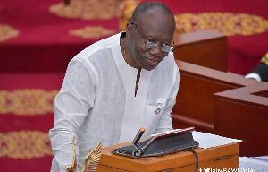 Ken Ofori Atta, Minister for Finance