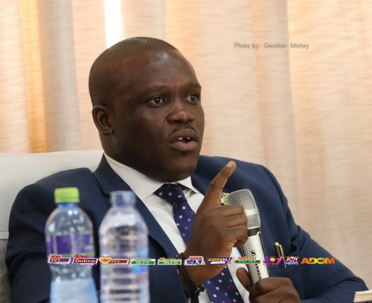 Sam George cautions government against taxing mobile money operators