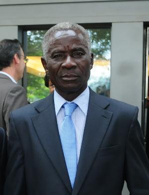Brigadier General Joseph Nunoo Mensah,