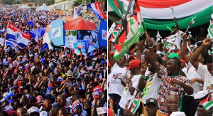 NPP Or NDC Cannot Win The Election In The First Round