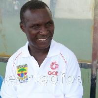 Assistant Coach of Accra Hearts of Oak, Edward Nii Odoom