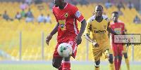 Asante Kotoko defender Habibu Mohammed