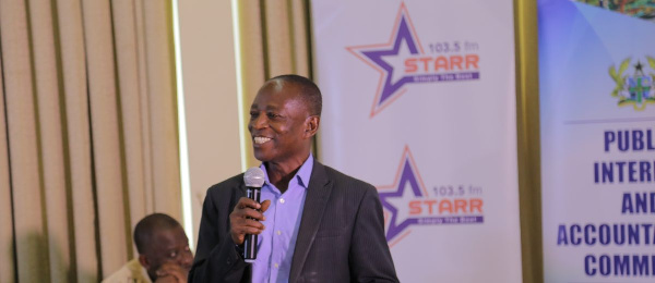 Dr. Mathew Karikari Ababio, Education consultant