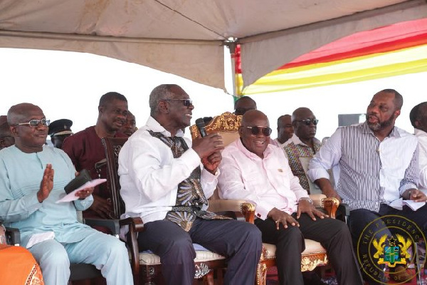 Government starts work on SHS named after J.A Kufuor