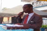 Rev. Dr Franklin Buadu