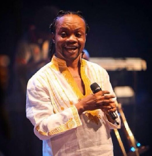 Highlife legend Daddy Lumba
