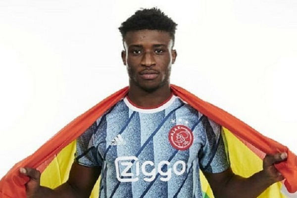 Mohammed Kudus plays full throttle as Ajax defeat Groningen