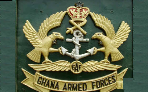 Ghana Armed Forces probes alleged soldiers protecting galamsey operations