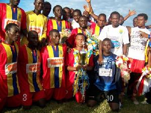 Accra Hearts of Oak team