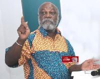 Professor Kwame Karikari