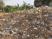 Residents have complained bitterly about the refuse dump