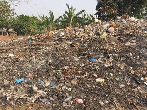 Adwinsa Borla Refuse Dump