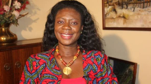 Mrs Kate Quartey-Papafio, CEO of Reroy Cables