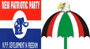 The defectors numbering over a 150 were formally active members of the main opposition party NDC.