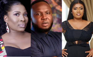 Gloria Sarfo, Kaywa y Bridget Otoo han condenado los ataques al Salmo Adjeteyfio