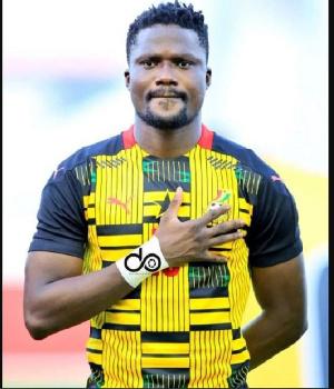 Black Stars defender, Daniel Amartey
