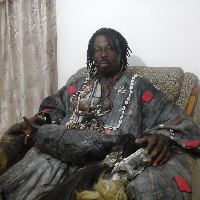 Celebrity fetish priest Nana Kwaku Bonsam