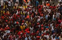 Supporters of Asante Kotoko