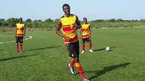 Wobenu scored 13 goals out of 14 appearances in the league last season