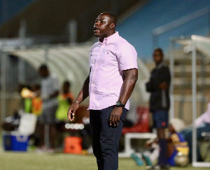 Gargo Mohammed, a former Black Stars coach