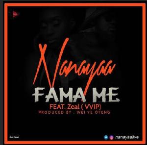 NanaYaa dedicates this song to her fans who she calls