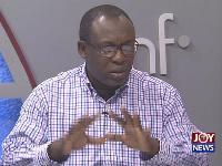 Kofi Bentil,  IMANI Ghana Vice President