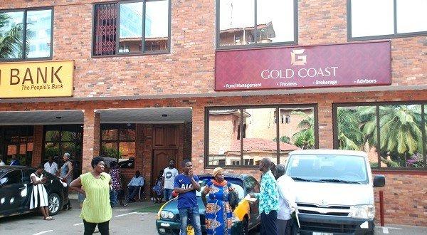 Premises of the Gold Coast Fund Management