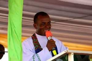 Rev. Fr. Ejike Mbaka of the Adoration Ministry