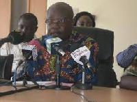 George Kweku-Ofori, GUTA President