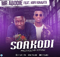 'Soakodi' features Kofi Kinaata