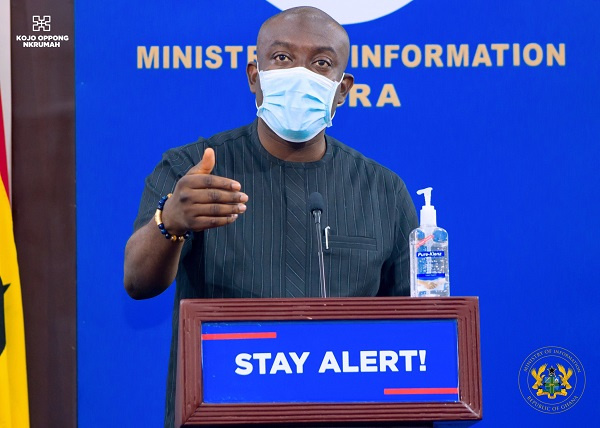 Majority of new coronavirus cases are coming from work places – Minister